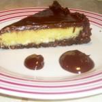 Crostata ai Tre Cioccolati