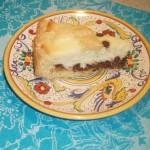 Crostata ricotta e cioccolato fondente 2
