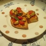 Crostini di cozze alla Tarantina