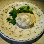 Lasagnetta di Piadina con Stracchino e Salsiccia