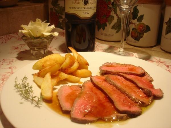 Sarà Inglese o Romagnolo? Il Roast-Beef perfetto - quello della mamma