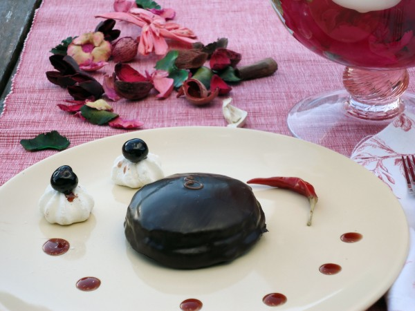 Mini Sacher al Peperoncino e Amarena 2